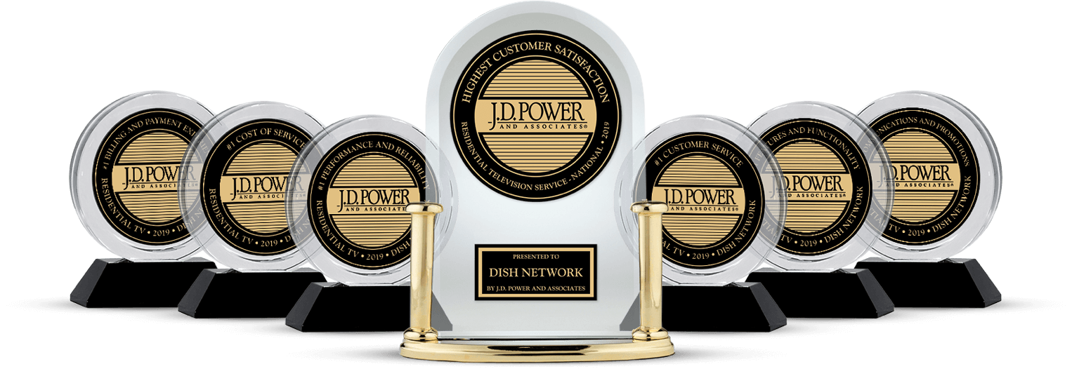 DISH Customer Satisfaction - Ranked #1 by JD Power - Miller Satellite Center in West Plains, Missouri - DISH Authorized Retailer