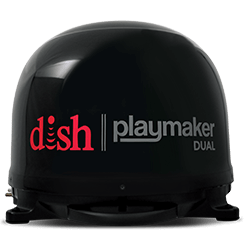 DISH Playmaker Dual - Outdoor TV - West Plains, Missouri - Miller Satellite Center - DISH Authorized Retailer