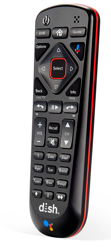 TV Voice Control Remote - West Plains, Missouri - Miller Satellite Center - DISH Authorized Retailer