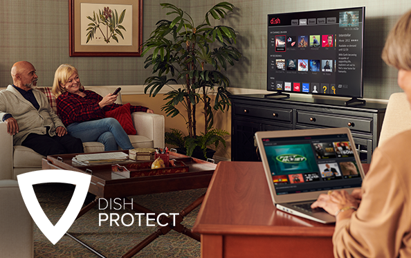 Get DISH Protect from Miller Satellite Center in West Plains, Missouri