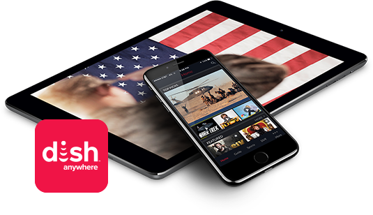 DISH Anywhere from Miller Satellite Center in West Plains, Missouri - A DISH Authorized Retailer